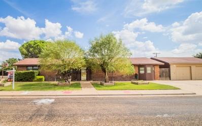 510 N Ballard Street, Brownfield, TX 79316 - #: 201908548