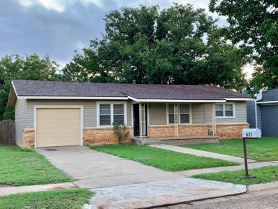 637 S Grain, Crosbyton, TX 79322 - #: 201909600