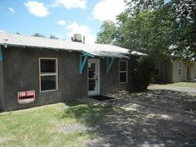 607 E Ave E, Alpine, TX 79830 - #: 108309