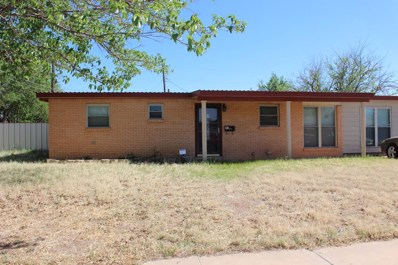 636 Rice Drive, Andrews, TX 79714 - #: 108361