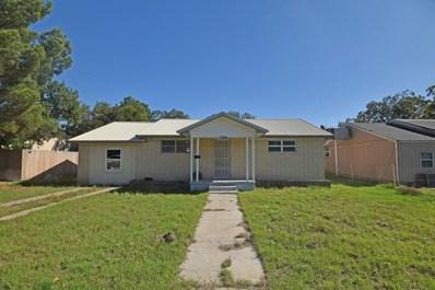 1204 S Bruce Ave, Monahans, TX 79756 - #: 111017