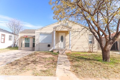 1802 N Muskingum Ave, Odessa, TX 79763 - #: 111348