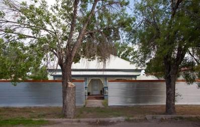 301 W El Paso St, Marfa, TX 79843 - #: 111799