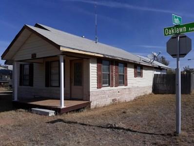307 S Oaklawn Dr., Wink, TX 79789 - #: 116155