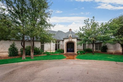 5005 Mira Vista Circle, Midland, TX 79705 - #: 50018379