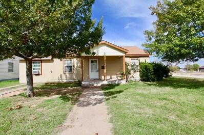 600 W 17th St, Big Spring, TX 79720 - #: 50018533