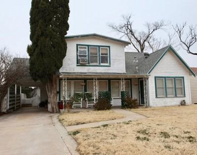 508 Dallas St, Big Spring, TX 79720 - #: 50019405