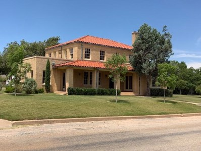 501 Hillside, Big Spring, TX 79720 - #: 50024019