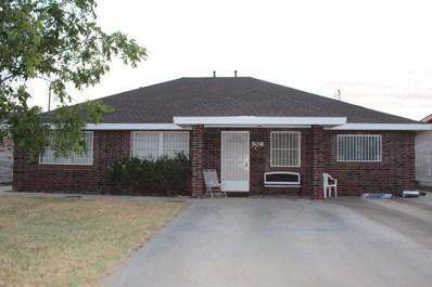 508 Howard Dr, Midland, TX 79703 - #: 50024679