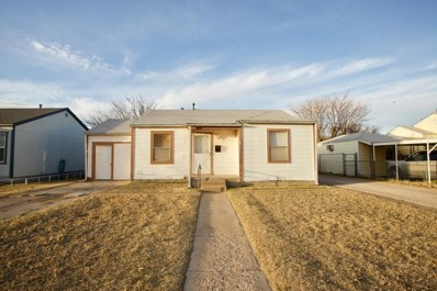 1411 11th Place, Big Spring, TX 79720 - #: 50026813