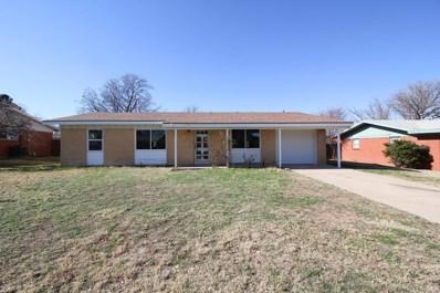 2606 Cindy Lane, Big Spring, TX 79720 - #: 50027127
