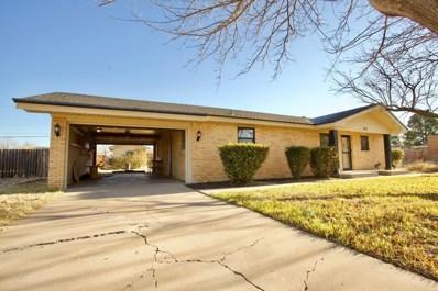 811 Baylor Ave, Big Spring, TX 79720 - #: 50027166