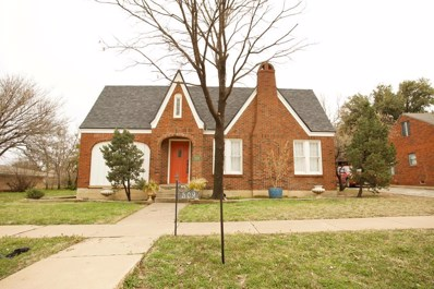 509 Hillside, Big Spring, TX 79720 - #: 50028083