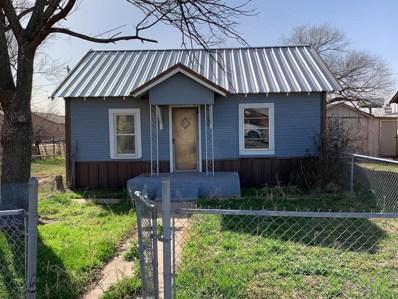 1105 N Gregg St, Big Spring, TX 79720 - #: 50036757