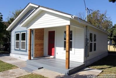 1611 Carson St, San Antonio, TX 78208 - #: 1215509