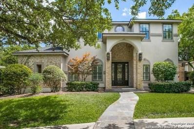 210 Tuttle Rd, Terrell Hills, TX 78209 - #: 1322326
