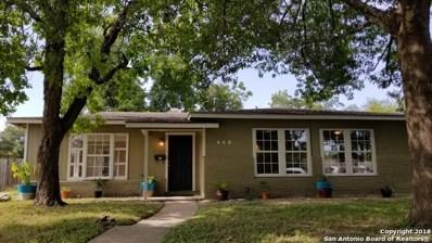 443 Hillwood Dr, San Antonio, TX 78213 - #: 1322370
