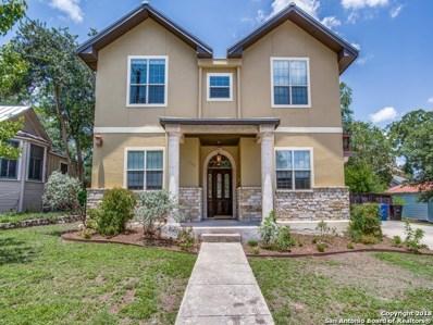 219 Mistletoe Ave, San Antonio, TX 78212 - #: 1325903
