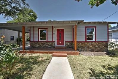 323 San Angelo, San Antonio, TX 78212 - #: 1327705
