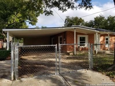 714 Hallie Ave, San Antonio, TX 78210 - #: 1336374