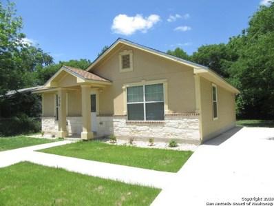 479 Lincolnshire Dr., San Antonio, TX 78220 - #: 1336700