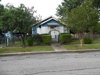 1918 Wildwood Dr, San Antonio, TX 78201 - #: 1339886