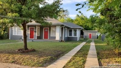 1605 Mistletoe Ave, San Antonio, TX 78201 - #: 1347247