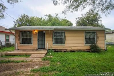 606 San Joaquin Ave, San Antonio, TX 78237 - #: 1349033