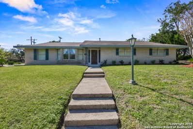 203 Edgevale Dr, San Antonio, TX 78229 - #: 1350613