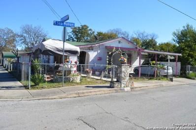502 San Manuel St, San Antonio, TX 78237 - #: 1351093