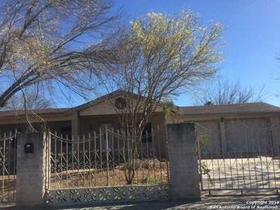 1103 11th St, Carrizo Springs, TX 78834 - #: 1366621