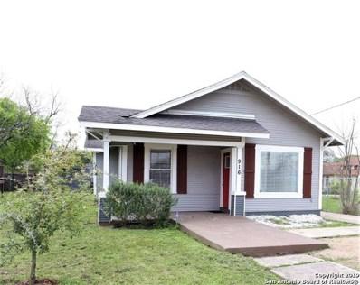916 Iowa St, San Antonio, TX 78203 - #: 1371565