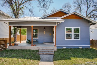 346 Halliday Ave, San Antonio, TX 78210 - #: 1373216