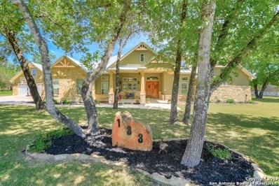 133 Bridgewater Dr, La Vernia, TX 78121 - #: 1378176