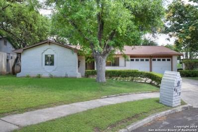 6810 Forest Crest St, San Antonio, TX 78240 - #: 1387907