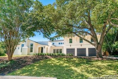 808 Ridgemont Ave, Terrell Hills, TX 78209 - #: 1391085