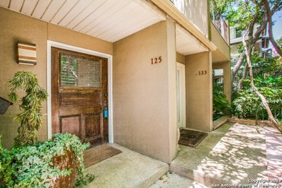 125 St Dennis Ave UNIT 125, San Antonio, TX 78209 - #: 1399588