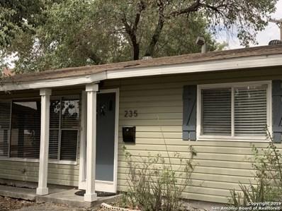 235 Saratoga Dr, San Antonio, TX 78213 - #: 1405755