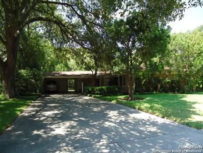 2335 Blanton Dr, San Antonio, TX 78209 - #: 1408037