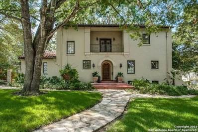 100 Zambrano Rd, Terrell Hills, TX 78209 - #: 1413470