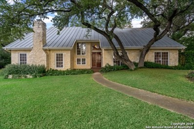 3903 Creek Pt, San Antonio, TX 78230 - #: 1415864