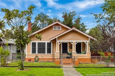 907 Kings Hwy, San Antonio, TX 78201 - #: 1416817