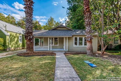 204 Abiso Ave, Alamo Heights, TX 78209 - #: 1418147