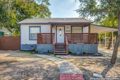 1006 Rosewood Ave, San Antonio, TX 78201 - #: 1418775
