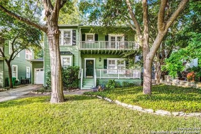 119 Evans Ave, Alamo Heights, TX 78209 - #: 1418807