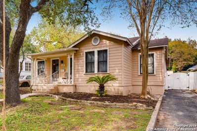 407 Abiso Ave, Alamo Heights, TX 78209 - #: 1423846
