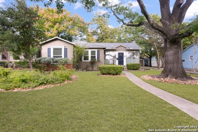 165 Claywell Dr, Alamo Heights, TX 78209 - #: 1427455