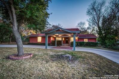 808 Tuxedo Ave, Alamo Heights, TX 78209 - #: 1431647