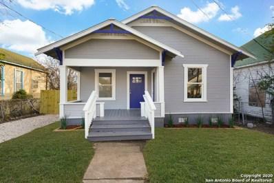 520 Dawson St, San Antonio, TX 78202 - #: 1433684