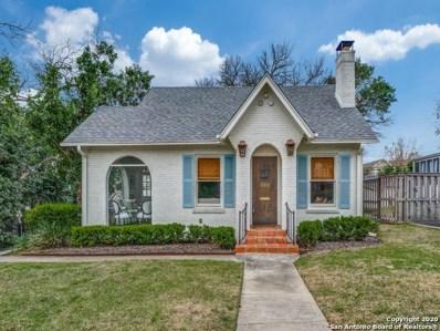 352 Blue Bonnet Blvd, Alamo Heights, TX 78209 - #: 1440064